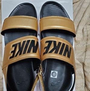 Brand new Nike sandals